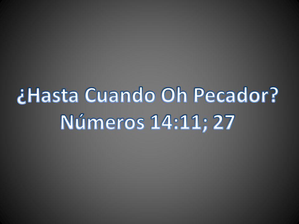 I.¿Hasta Cuando Irritaras a Dios. (v.