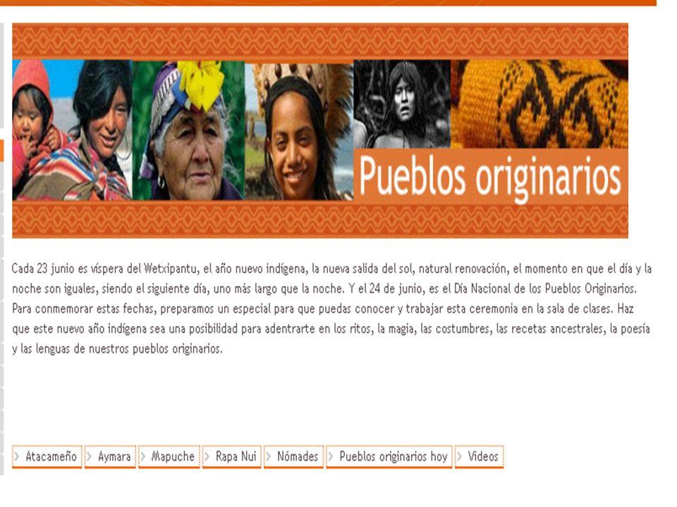 La columna de opinión Objetivo: Producir una columna de opinión acerca de los pueblos originarios y sus problemáticas actuales.