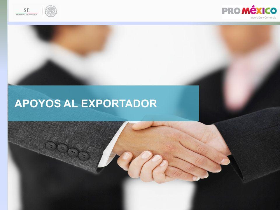 Apoyos de ProMéxico
