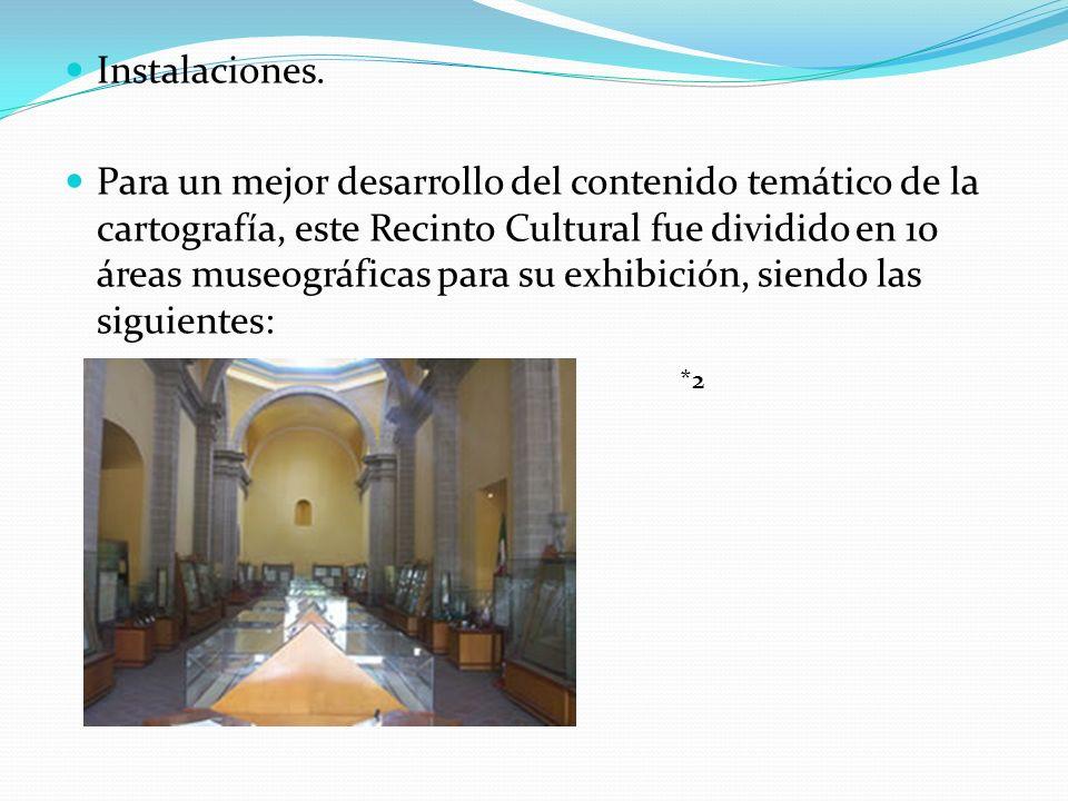 Museo de Cartografía.Conclusión.
