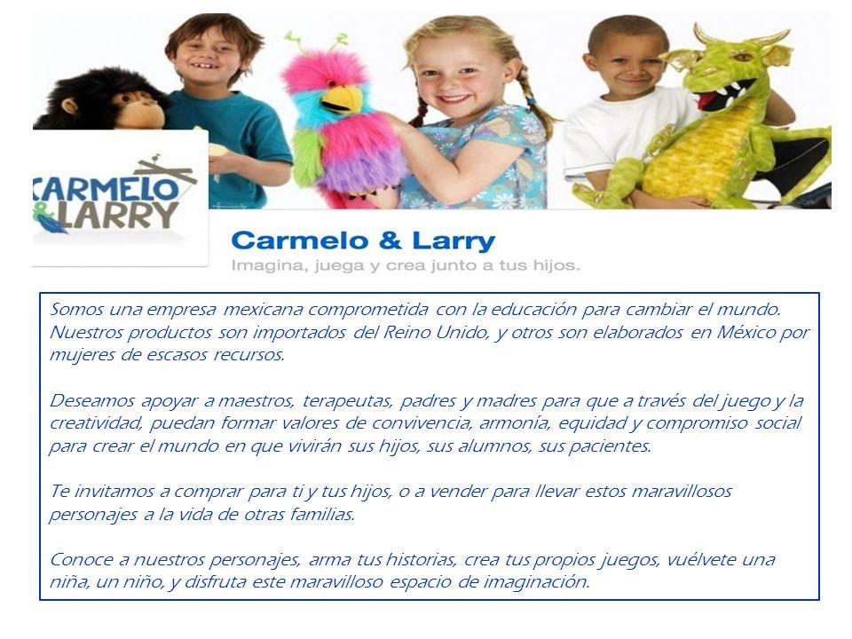 Somos una empresa mexicana comprometida con la educación para cambiar el mundo. Nuestros productos son importados del Reino Unido, y otros son elabora