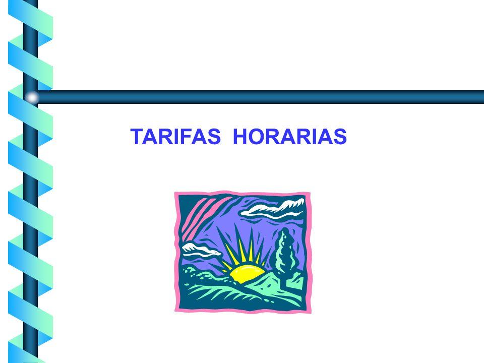 T A R I F A 9 N PERIODO DE CONSUMO DATOS PARA FACTURACION F-DESDEF-HASTA DIAS FACTURADOS Consumo Diurno 6,300 05-Ene-0605-Feb-06 31 Consumo Nocturno 1