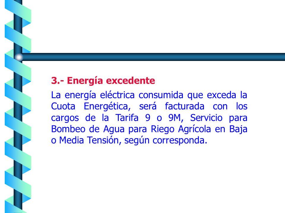 (*) El ajuste para 2006 se aplicará a partir del día primero de enero de ese año. Año Cargo por kilowatt-hora de energía consumida en el periodo diurn