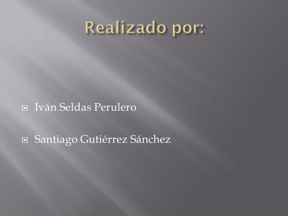 Iván Seldas Perulero Santiago Gutiérrez Sánchez