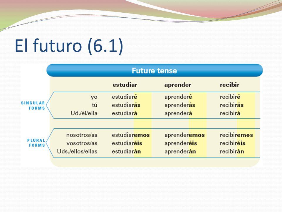 El futuro (6.1)