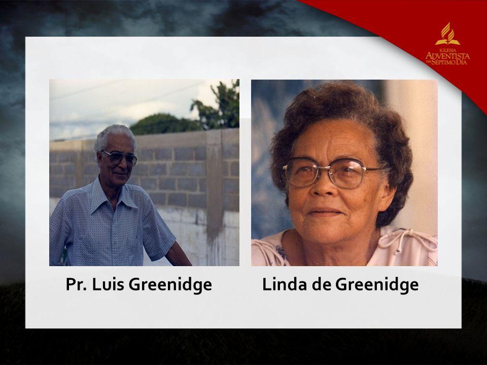 Pr. Luis GreenidgeLinda de Greenidge