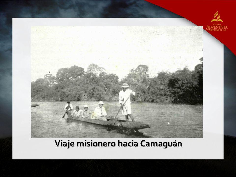 Viaje misionero hacia Camaguán