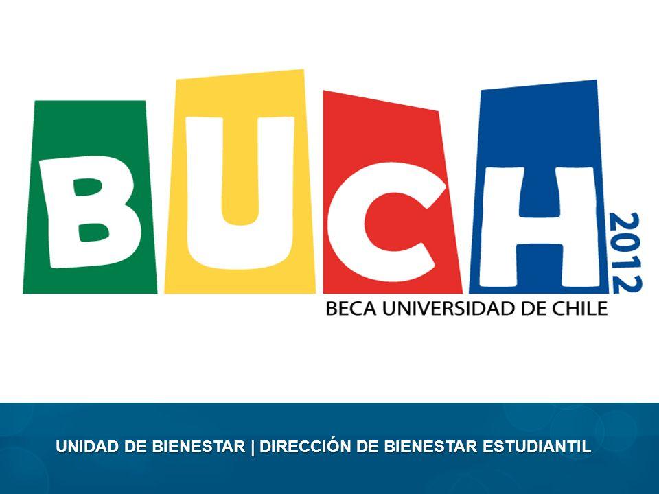 ¿Qué es la Beca Universidad de Chile.