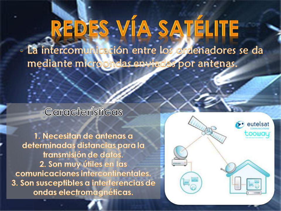 Las redes inalámbricas son aquellas que se comunican por un medio de transmisión no guiado, es decir sin la utilización de cables, mediante ondas elec