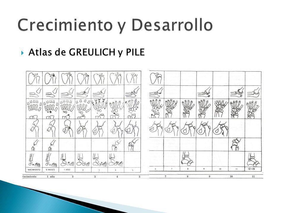 Atlas de GREULICH y PILE
