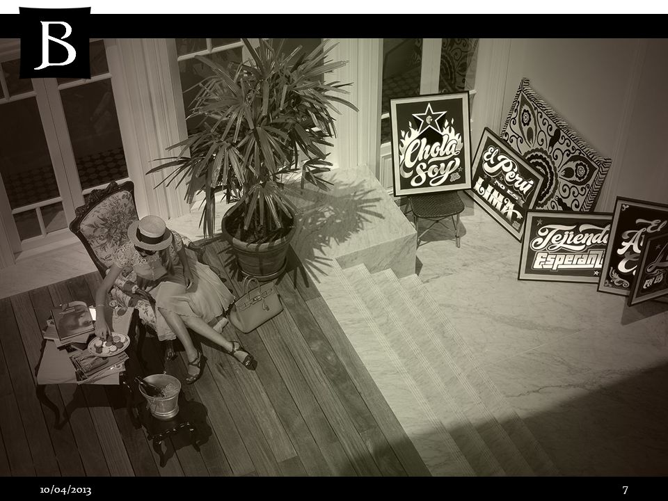 10/04/2013 28 8 habitaciones con cama King.Tres en Casona y cinco en Contemporánea.