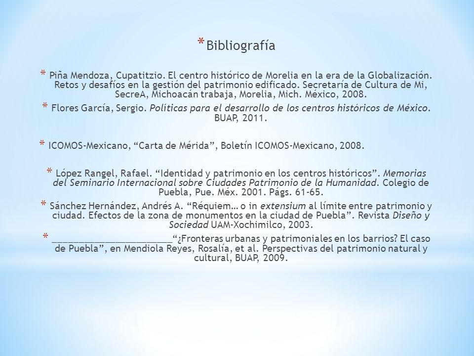 * Bibliografía * Piña Mendoza, Cupatitzio.