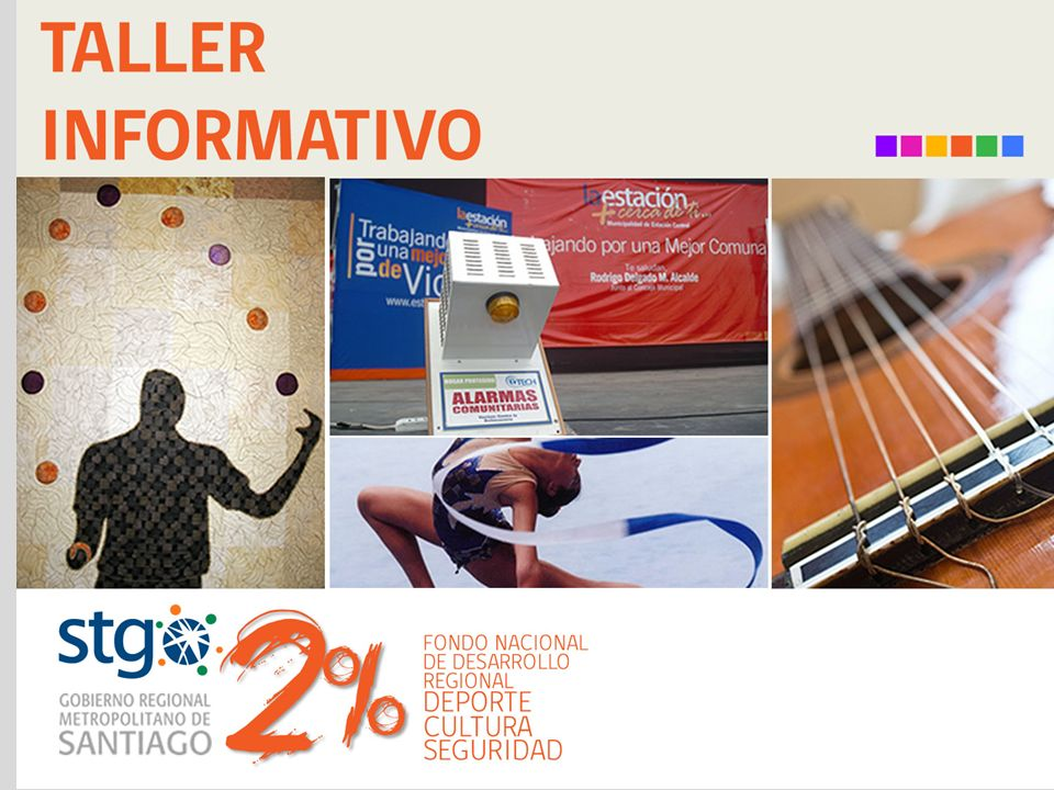 MODALIDADES 2% DE DEPORTE 2014 1.- FORTALECIMIENTO DE PROCESOS FORMATIVOS 2.- FORTALECIMIENTO DEL DEPORTE RECREATIVO 3.- FORTALECIMIENTO DEL DEPORTE DE COMPETICION 4.- FORTALECIMIENTO DEL DEPORTE DE IDENTIDAD REGIONAL TRADICIONAL 5.- FORMACION Y PROMOCION DE HABITOS DE VIDA SALUDABLE