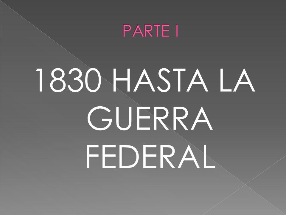 Estado de Venezuela fue el nombre oficial de Venezuela adoptado por la constitución de 1830, durante el gobierno de José Antonio Páez.