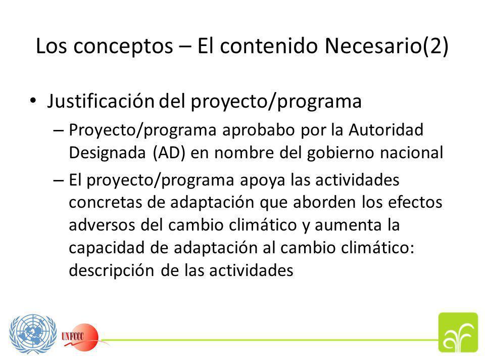 Transferencia de los fondos Donaciones para la formulación de proyectos y programas – Las EIN proponentes de proyectos o programas pueden presentar, junto con la idea del proyecto, una solicitud de donación para la formulación de proyectos y programas.