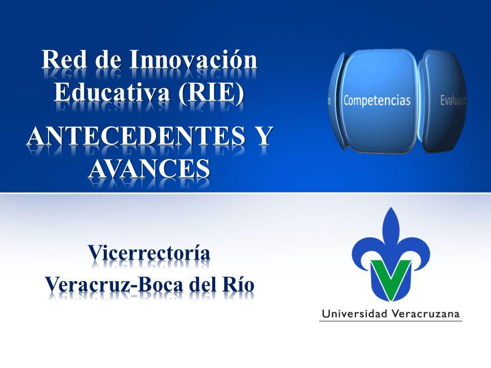 Red de Innovación Educativa A partir del 1er Foro Estatal de Innovación Educativa Xalapa, Nov.