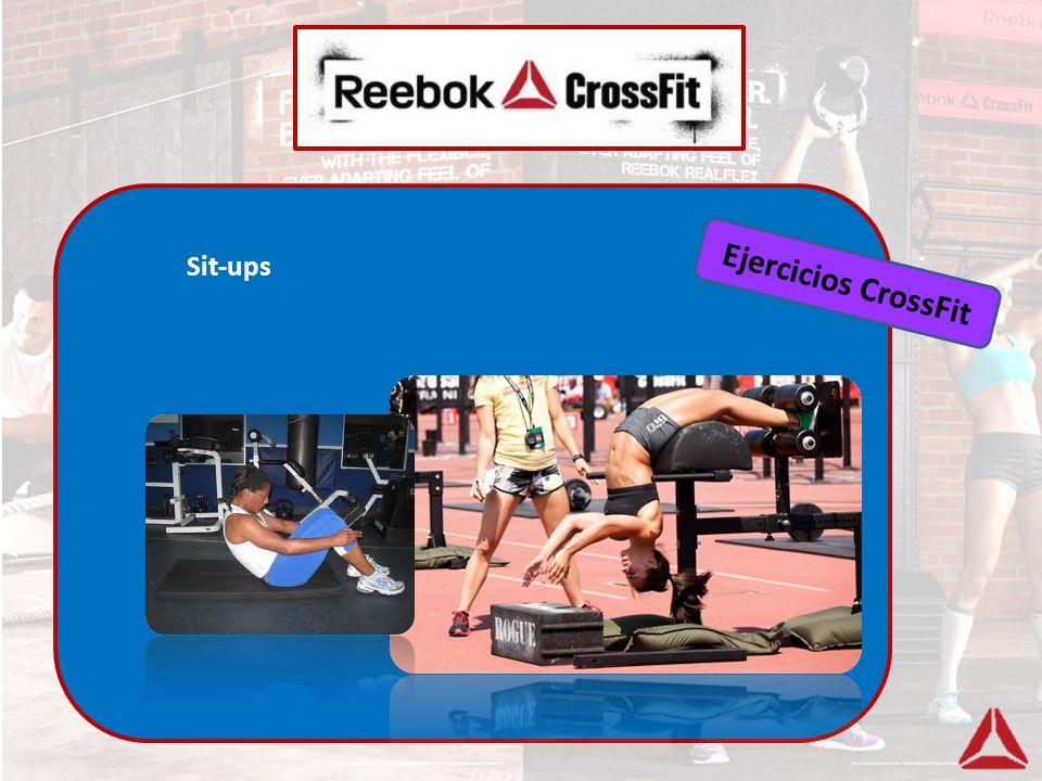 Ejercicios CrossFit Sit-ups