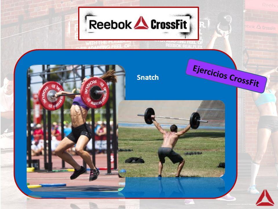 Ejercicios CrossFit Kettlebell Swing