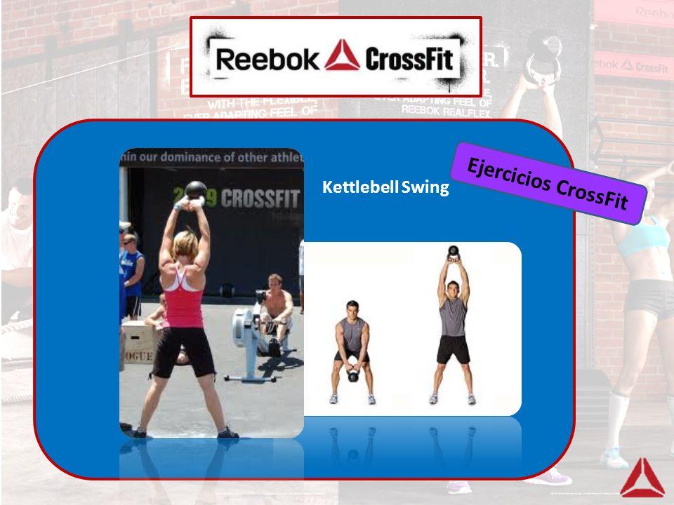 Ejercicios CrossFit Pull-ups