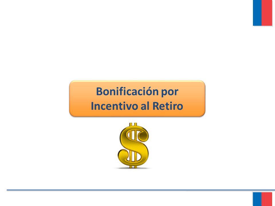Bonificación por Incentivo al Retiro