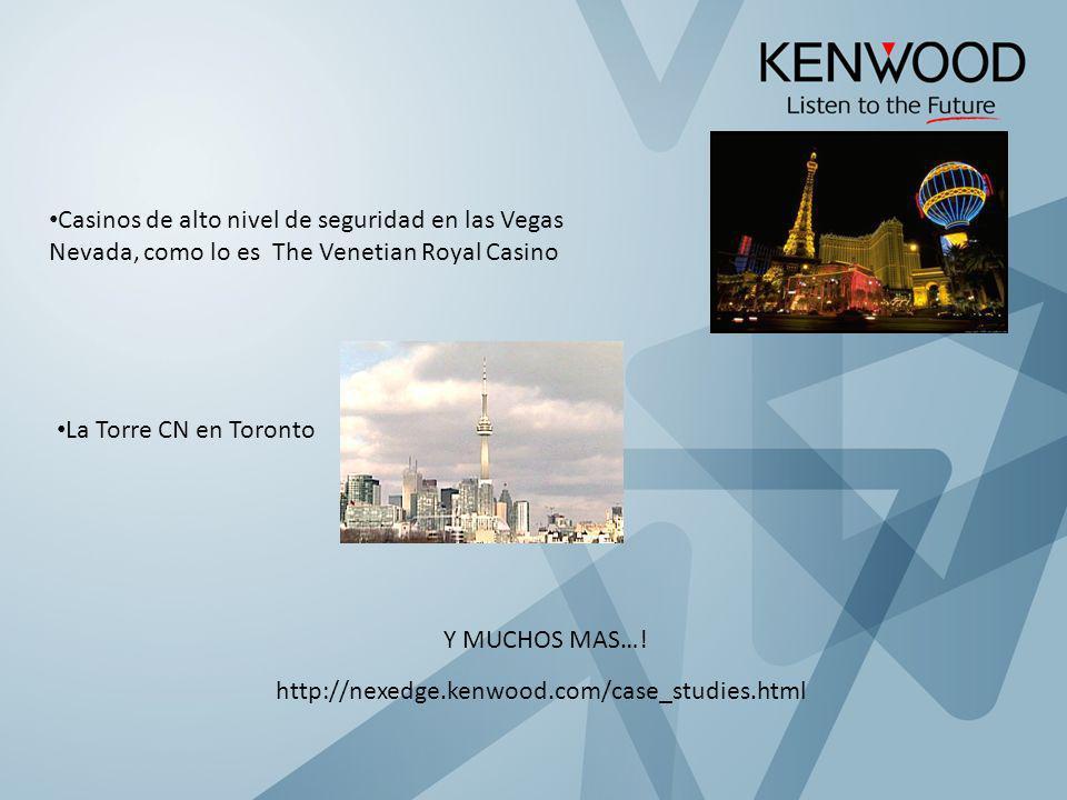 Casinos de alto nivel de seguridad en las Vegas Nevada, como lo es The Venetian Royal Casino La Torre CN en Toronto Y MUCHOS MAS…! http://nexedge.kenw