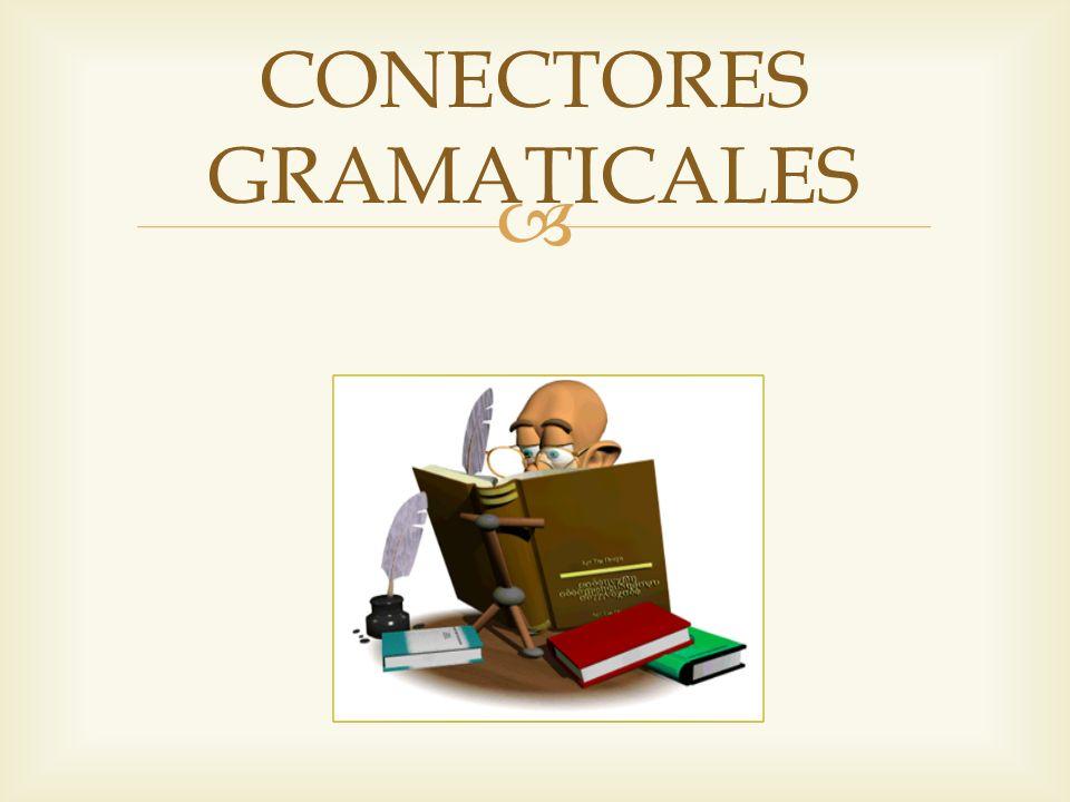 palabraconjunto de palabras En Lingüística, se denomina conector a una palabra o un conjunto de palabras que unen partes de un mensaje y establecen una relación lógica entre ellas.