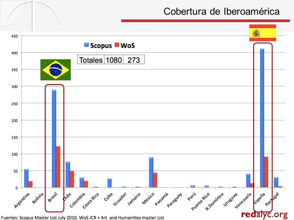 redalyc.org Cobertura de Iberoamérica redalyc.org