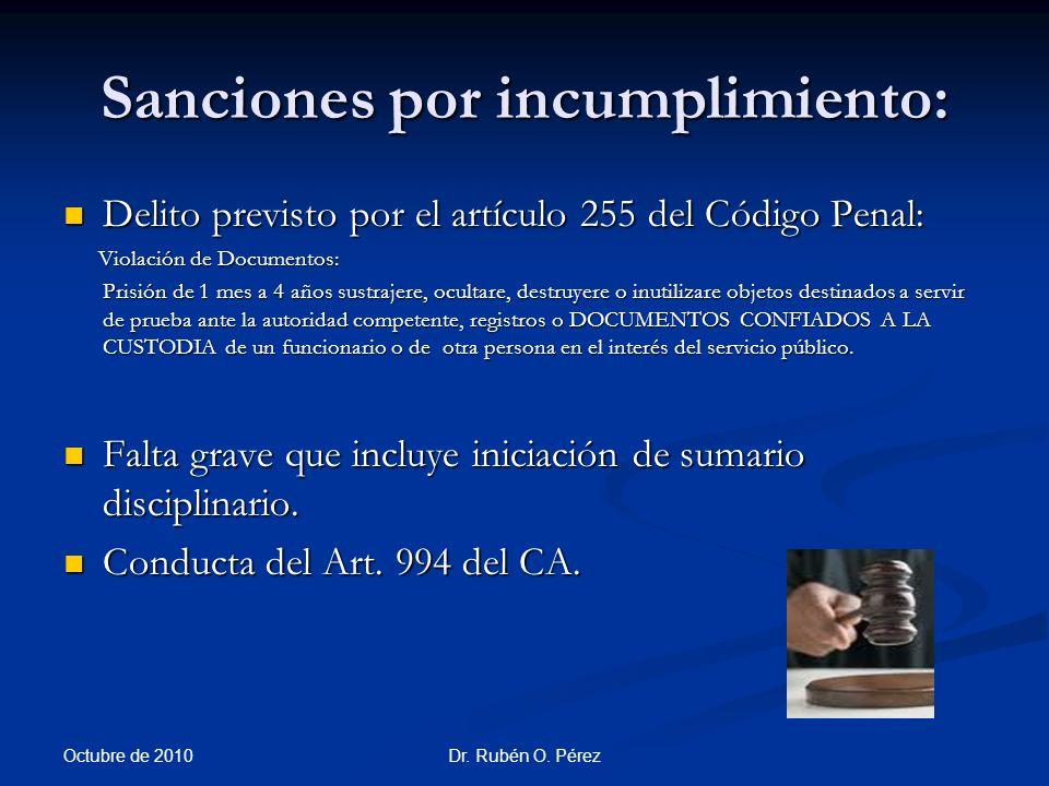 Dr.Rubén O.