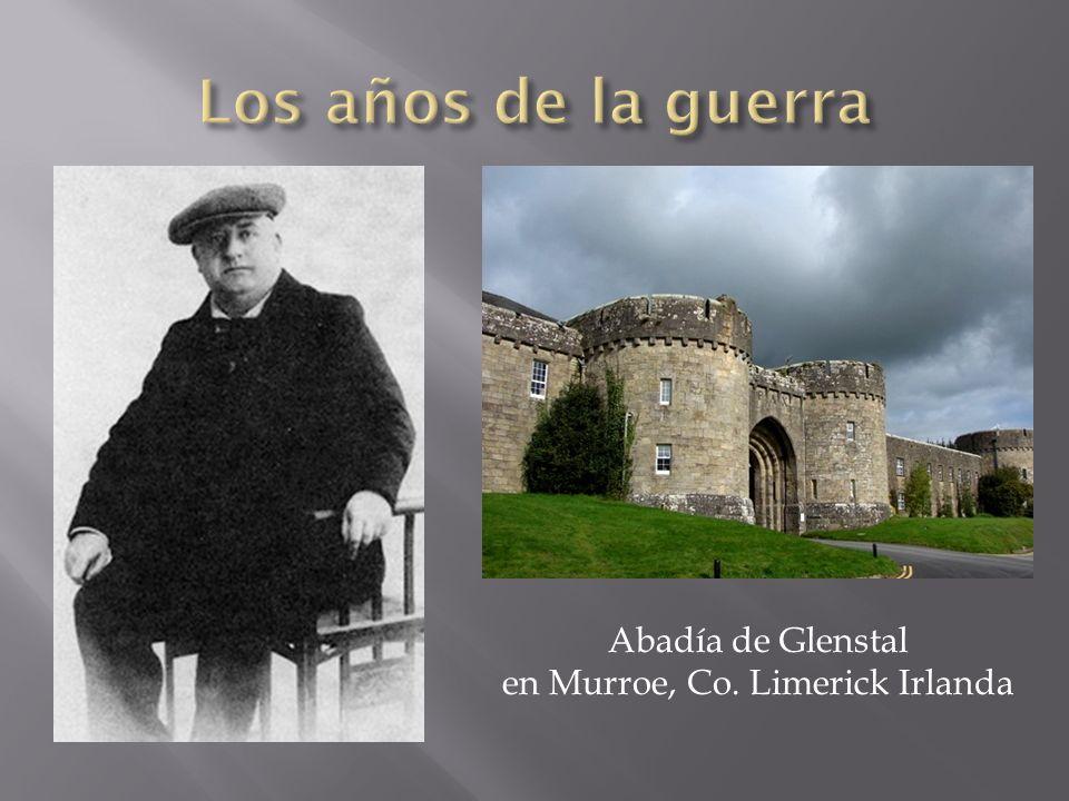 Abadía de Glenstal en Murroe, Co. Limerick Irlanda