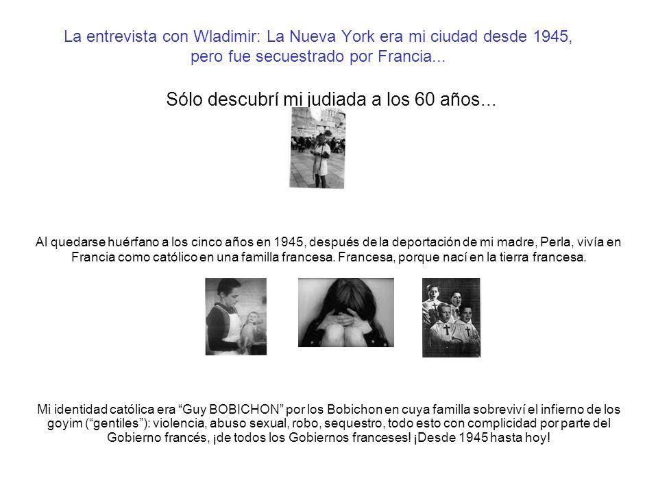 De 1945 a 1961: Mi infierno con una familia francesa católica, los BOBICHON.