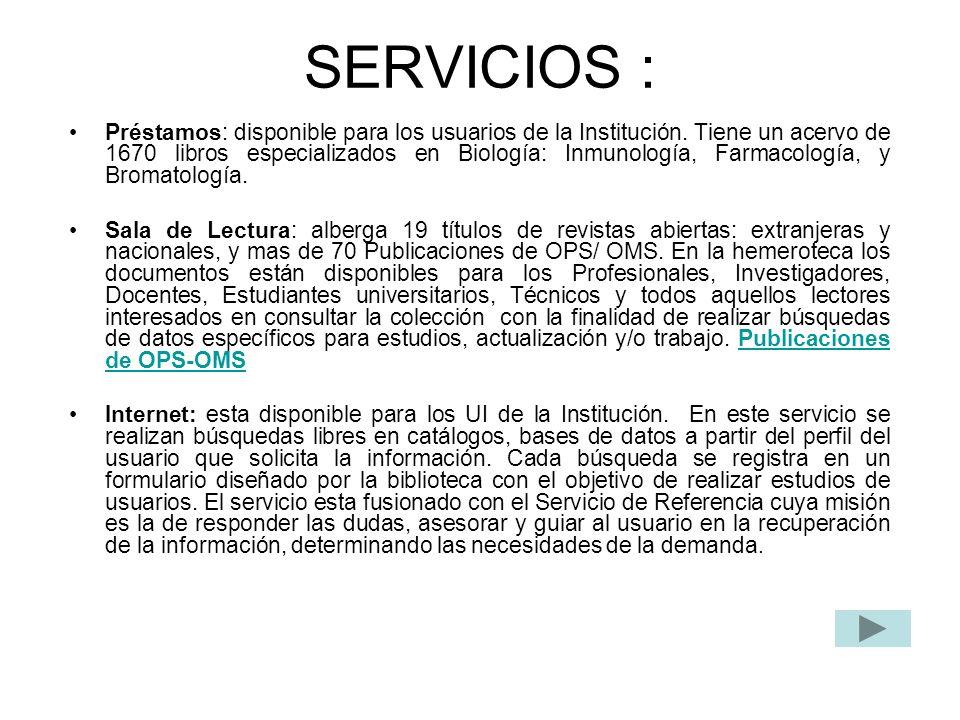 Fichero electrónico: sugiere direcciones Web de las revistas que dejo de recibir la biblioteca de manera impresa: Revista Panamericana de Salud Pública: hasta el vol.