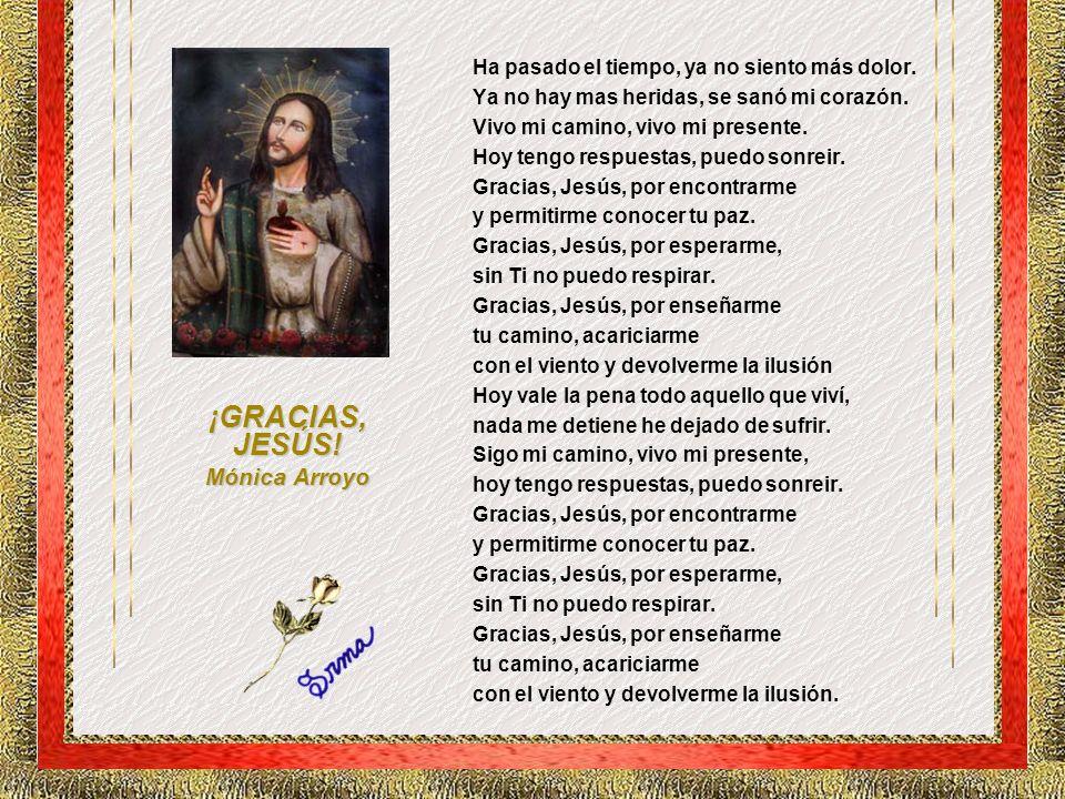 UN CANTO A MI AMADO: El que canta ora dos veces, decía San Agustín. El canto es el afecto del corazón hecho música. Una hermosa manifestación hacia el
