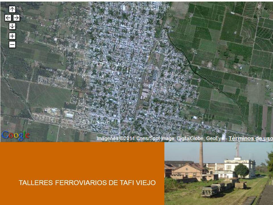 TALLERES FERROVIARIOS DE TAFI VIEJO
