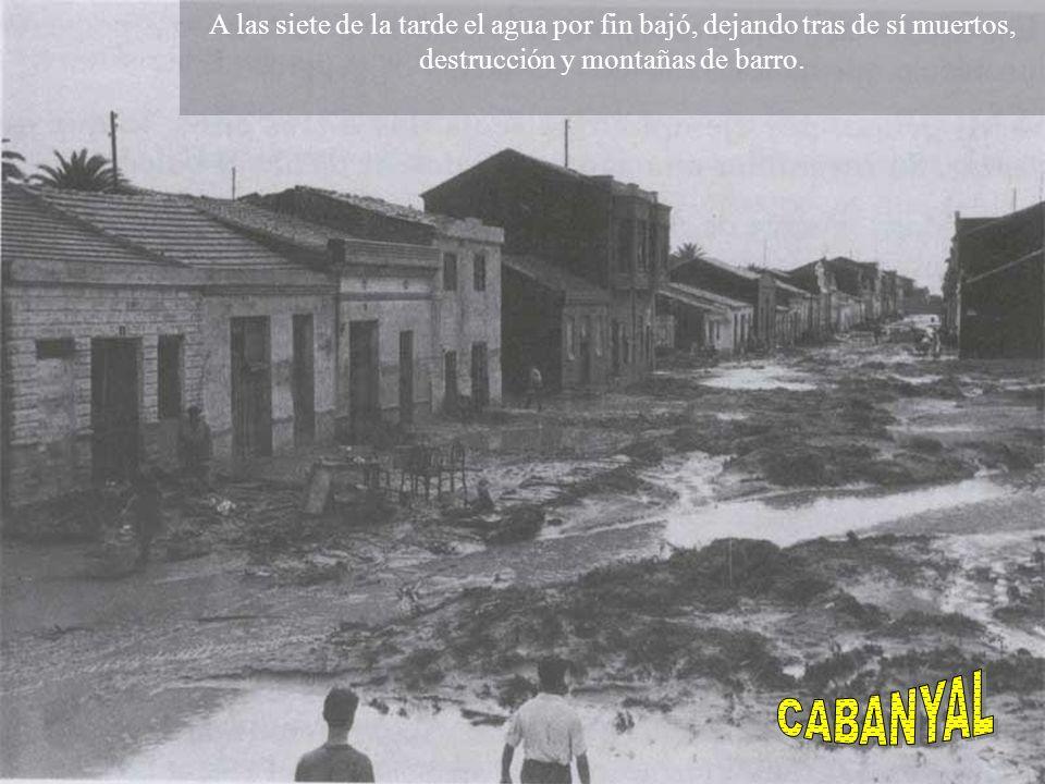 Oficialmente se contabilizaron 81 muertos pero se estima que superó el centenar de fallecidos e incluso los 300 fallecidos; unas 800 viviendas fueron