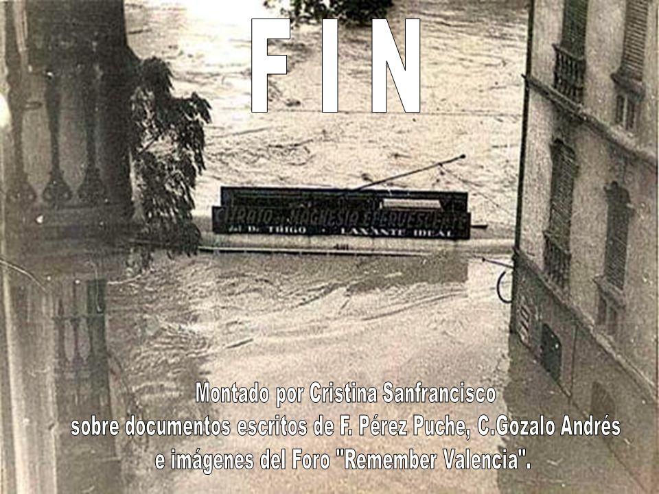 Veinticinco años después de la última inundación catastrófica de Valencia por las desbordadas aguas del río, en el año 1982, el alcalde de la ciudad,