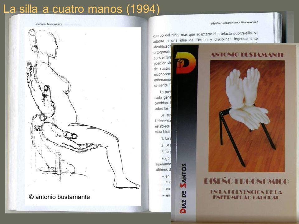 La silla a cuatro manos (1994)