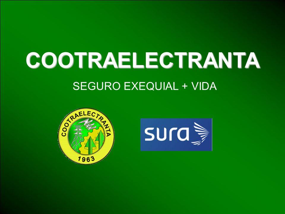 COOTRAELECTRANTA SEGURO EXEQUIAL + VIDA
