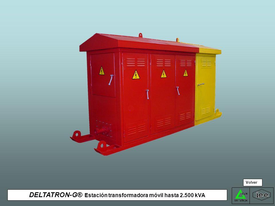 DELTATRON® Circuito del módulo de tensiones auxiliares Volver
