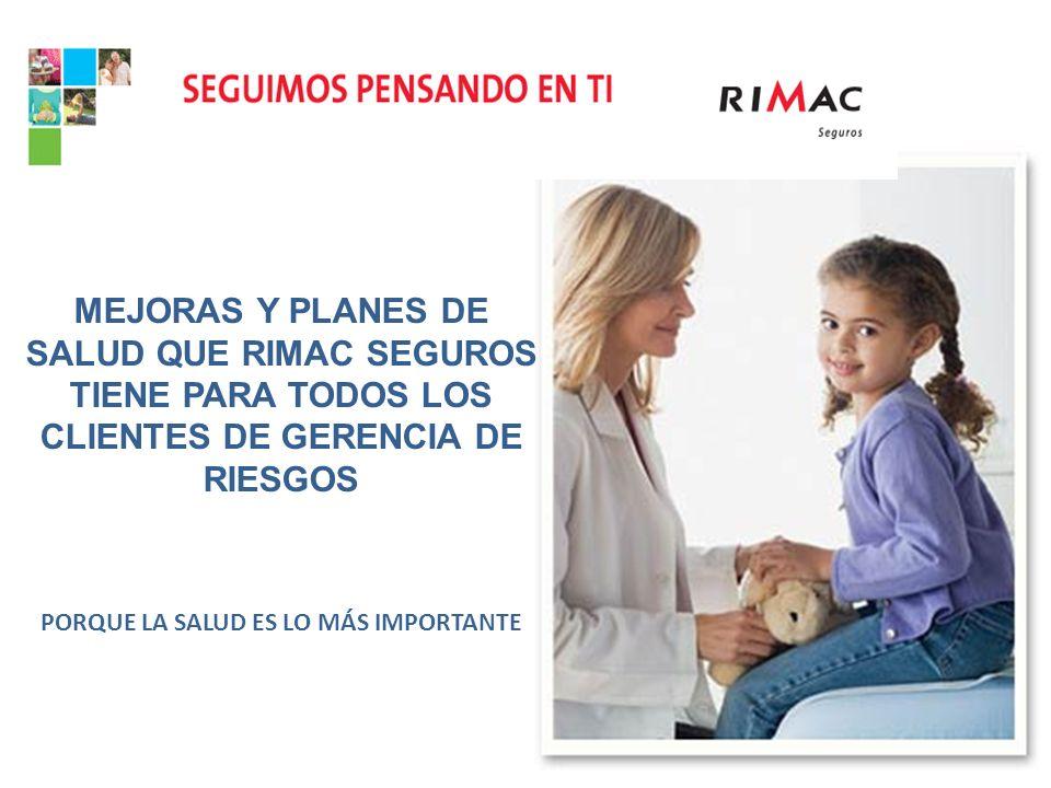 Actualmente la problemática del sistema de Salud en el Perú produce importantes pérdidas económicas a las familias, ya que un 34% del gasto en salud forma parte del presupuesto de los hogares sin el respaldo de un seguro médico.