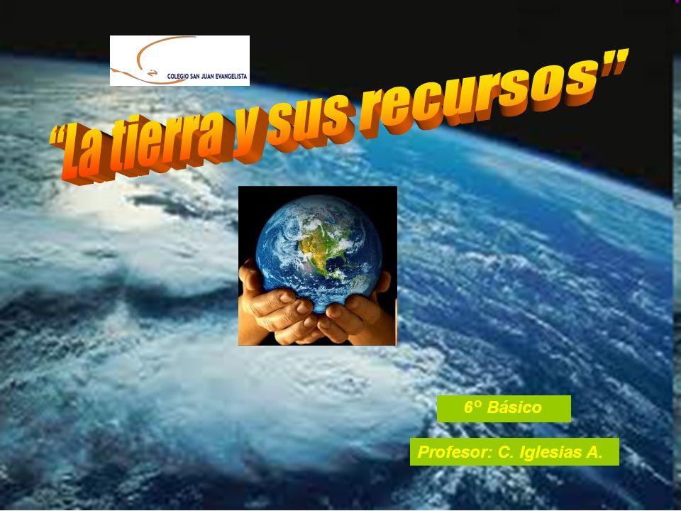 6° Básico Profesor: C. Iglesias A.