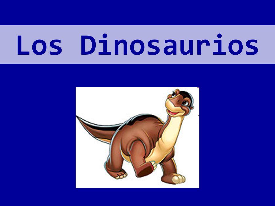 Iguanodonte Su nombre significa Diente de Iguana.Vivió a principios del Cretácico.