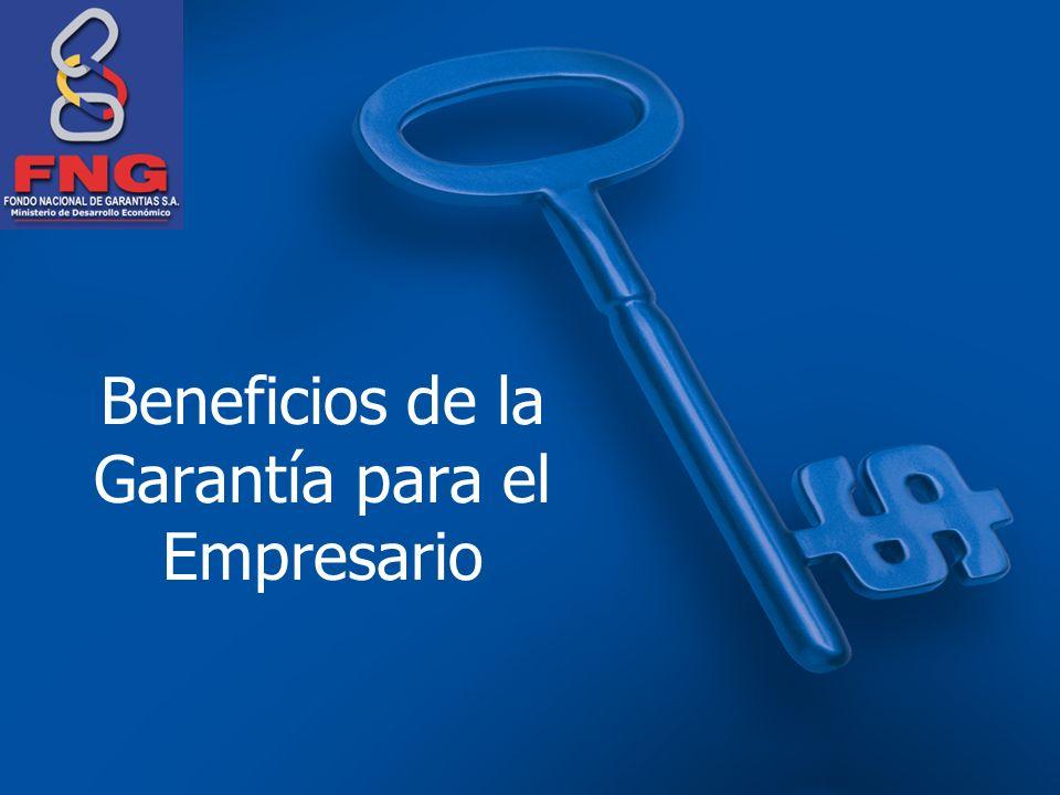 Beneficios de la Garantía para el Empresario