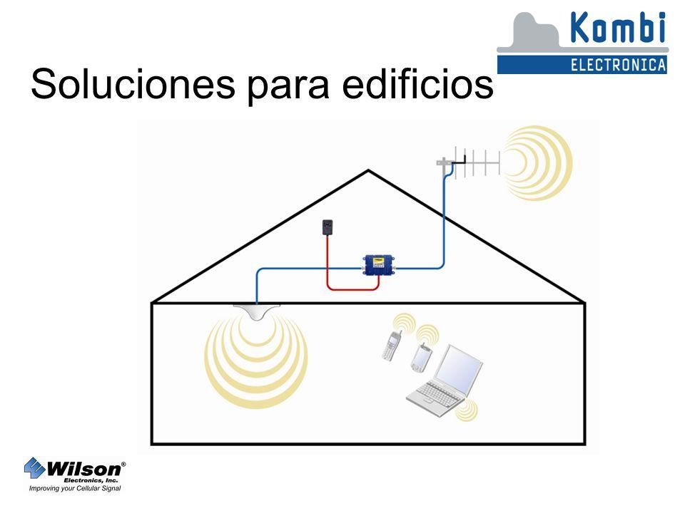 Soluciones para edificios