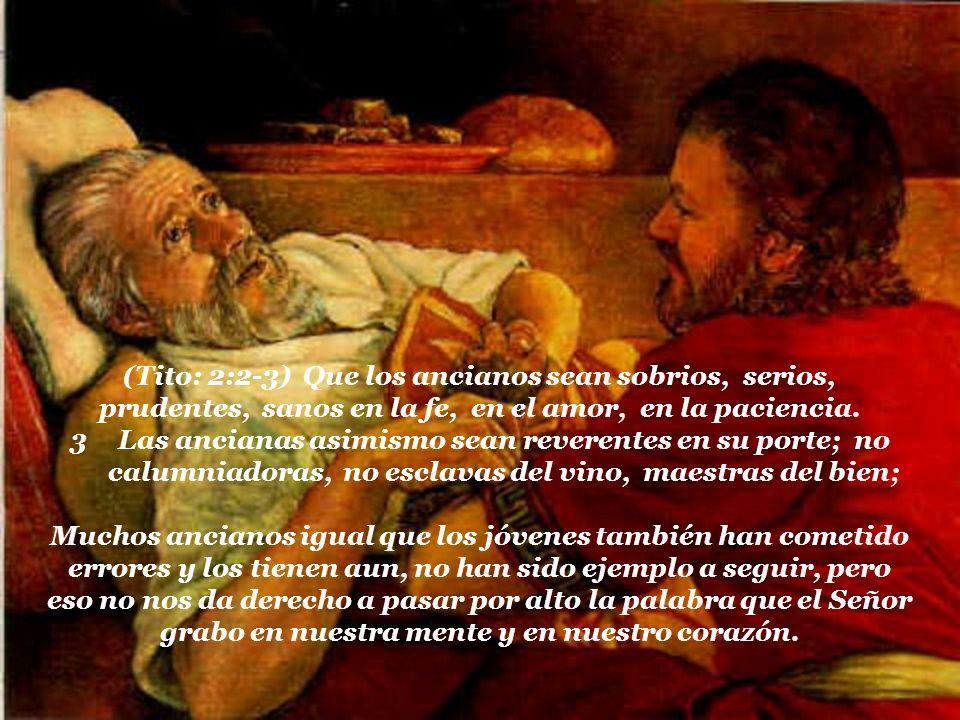Oímos que fue dicho… (Ecle: 12:1,11) Acuérdate de tu Creador en los días de tu juventud, antes que vengan los días malos, y lleguen los años de los cu