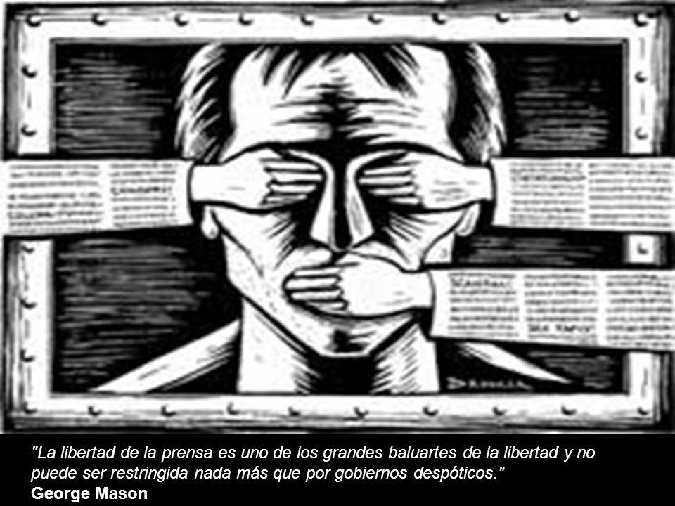 El periodismo no es un oficio: es una vocación, y se necesitan muchas condiciones para ejercerla. Zenaida Bacardí de Argamasilla