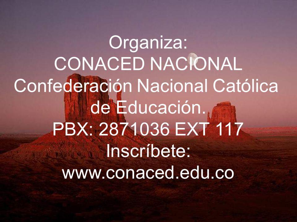Nosotros también, por ello te Esperamos en el II CONGRESO NACIONAL DE PADRES DE FAMILIA Tema: Las tribus. 21,22 y 23 de mayo 2009