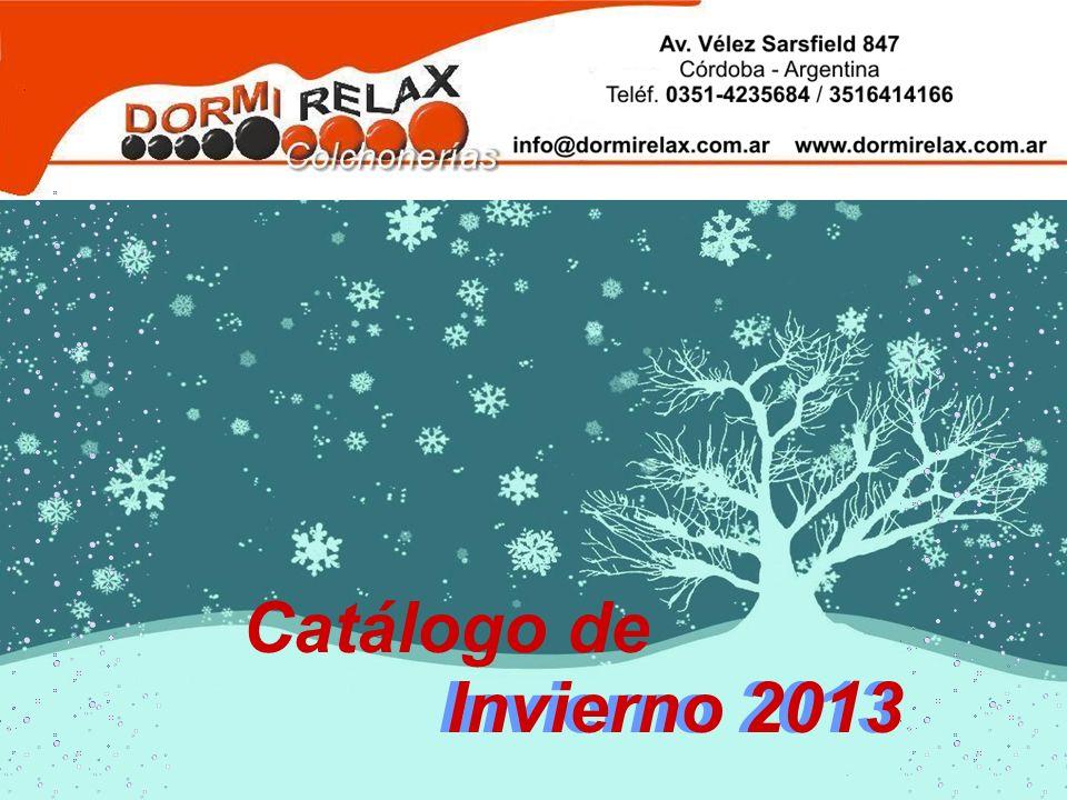 Catálogo de Invierno 2013