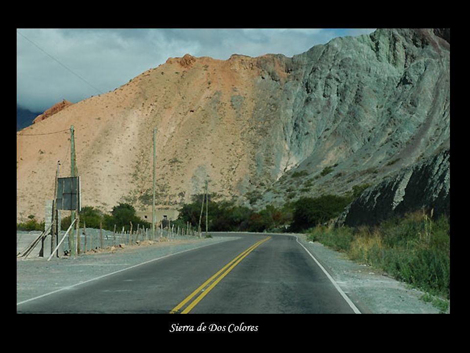 Sierra de Dos Colores