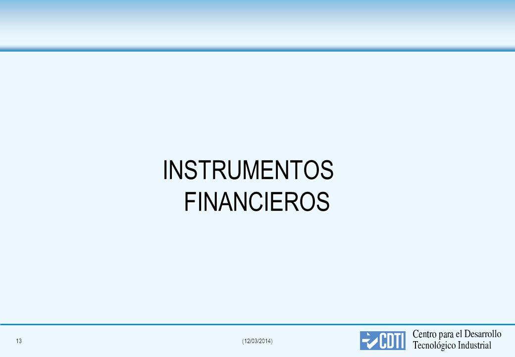 12(12/03/2014) PROYECTOS DE INNOVACION y TRANSFERENCIA TECNOLOGICA (P.I.T.) - Proyectos de adaptación y adopción de nuevas tecnologías : · Grado bajo