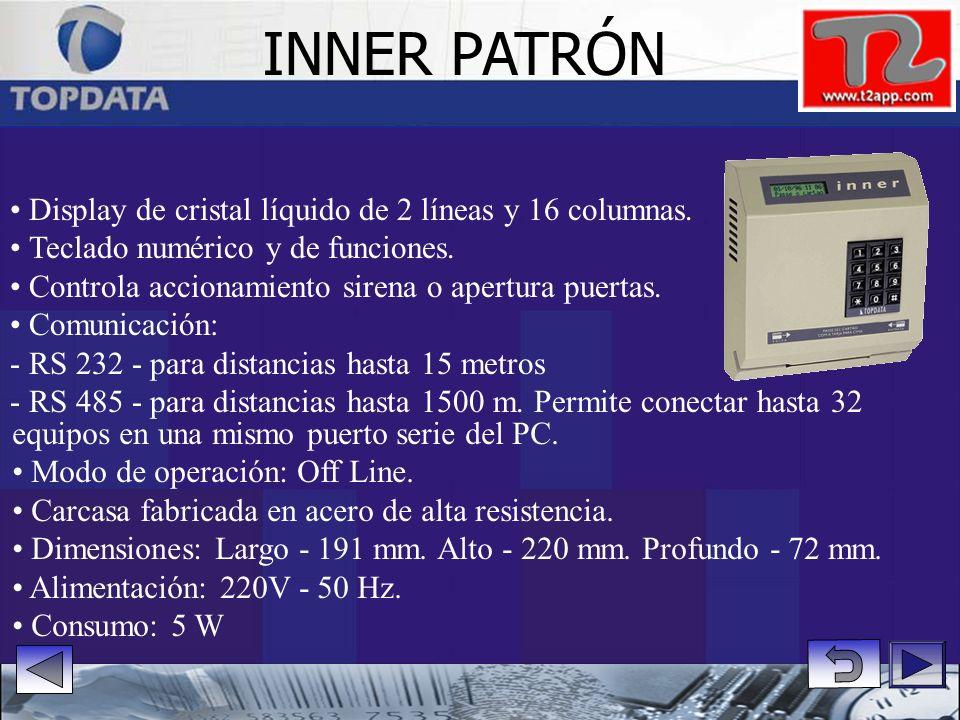 - Inner PlusInner Plus Ixion Presencia Prof - Inner Plus BioInner Plus Bio Ixion Presencia Prof - TorniquetesTorniquetes Ixion Presencia Prof - T1000T